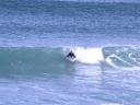 Surfer in Muizenberg