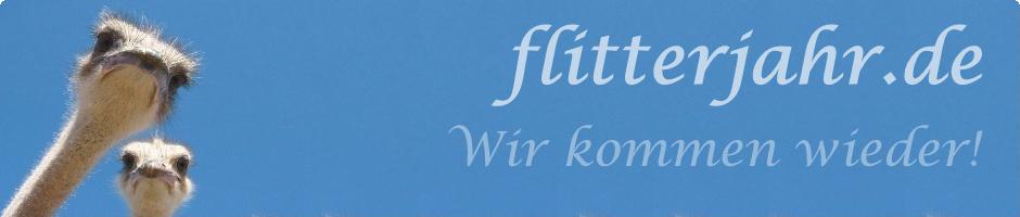 Flitterjahr Liane & Florian
